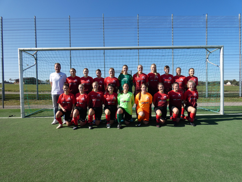 Damenmannschaft 19-20