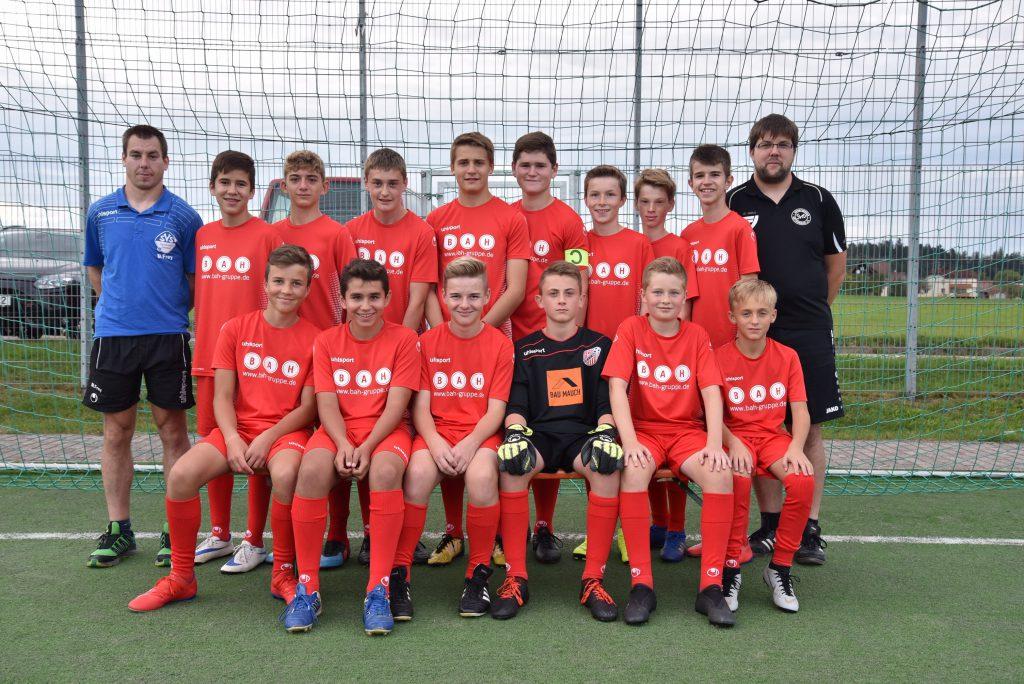 C-Jugend Team 1 19-20