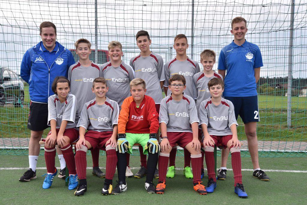 C-Jugend Team 2 19-20