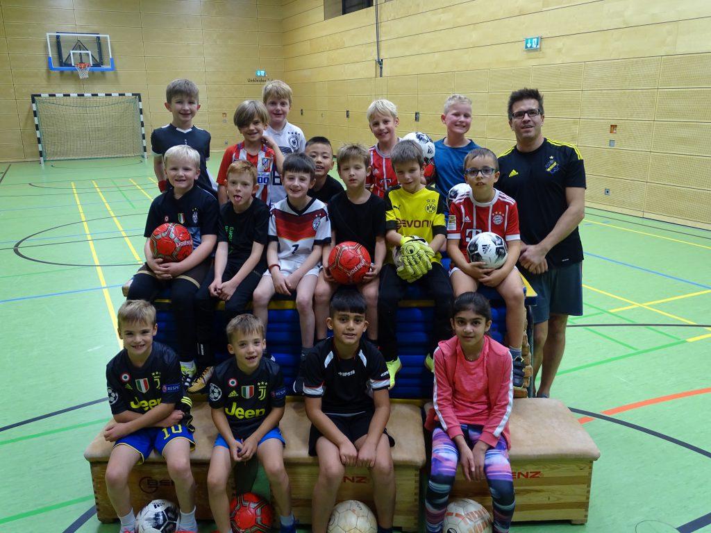 F-Jugend 19-20 Halle